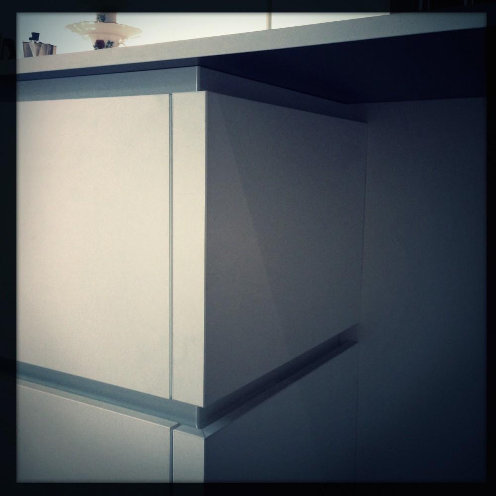 greeploze keuken greeplijst